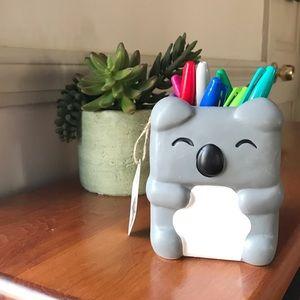 Koala Multi-purpose Ceramic Holder